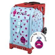 ZUCA Sport Frame Red+Insert Bag Ladybugz with Tag [ZUCAスポーツ フレーム(レッド)+インサートバッグ(レディバグズ タグ付) 旅行日数目安:1~2泊 29L]