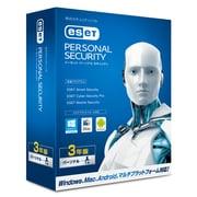 ESET パーソナル セキュリティ 2014 3年版 [Windows/Mac/Android]