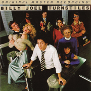 MFSL1-350 [TURNSTILES   BILLY JOEL  高音質LP]