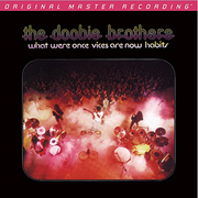 UDSACD2060 [WHAT WERE ONCE VICES ARE NOW HABITS   THE DOOBIE BROTHERS 高音質ハイブリッドSACD]