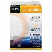 LDG15L-G-G205 [LED電球 E26口金 電球色 1340lm 高配光 LED elpaball(エルパボール)]