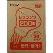 ERF110V180W [白熱電球 レフランプ E26口金 110V 200W形(180W) 屋内/屋外兼用]