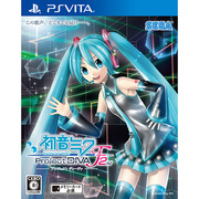 初音ミク -Project DIVA- F 2nd [PS Vitaソフト]