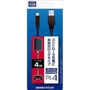 P4K1619 PCH-2000用 USBケーブル4 4m [PS4/PSVita(PCH-2000)用 USBケーブル4 4m]