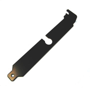 N-PCIK-B [フルハイト用 穴付スロットカバー 1枚入り 黒]