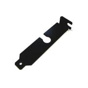N-PCIK-LPB [ロープロファイル用 穴付スロットカバー 1枚入 黒]