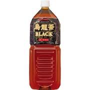 烏龍茶BLACK ペット 2L×6 [お茶]