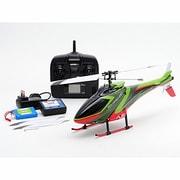 NE201157 [Nine Eagles ナインイーグルス SOLO PRO 230 レッドアンドグリーン 2.4GHz 4ch 小型電動ヘリコプター]