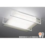 LF-3829 [シーリングライト 電球形蛍光灯A15形(E26)×6 8×10畳 電球色 調光不可 リモコン無 簡易取付]