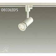 DSL-3963YWE [LEDスポットライト LED5.6W(E11)DECO-S 中角形 ダイクロハロゲン 50Wタイプ]