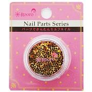 ROT-34-1 [Nail Parts Series ホログラム 丸 ゴールド]