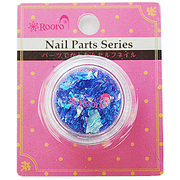 ROT-36-3 [Nail Parts Series 乱切りホログラム ブルー]