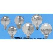 G95E26100110V40WN [白熱電球 シルバーボール E26口金 105V 40W形 95mm径 Nミラー]