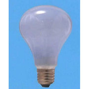 R73E26110V60W [白熱電球 Uランプ E26口金 110V 60W形 80mm径 昼光]