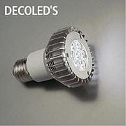 DP-37279 [LED電球 E26口金 7W 狭角形]