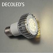 DP-37282 [LED電球 E26口金 7W 狭角形]