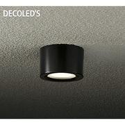 DOL-4070YB [LED屋外シーリングダウンライト 9.5W 非調光 電球色]