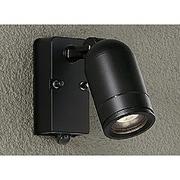 DOL-3762YBF [人感センサー付LED屋外スポットライト 5.6W 非調光 電球色]