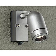 DOL-3762YSF [人感センサー付LED屋外スポットライト 5.6W 非調光 電球色]