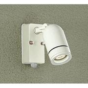 DOL-3762YW [人感センサー付LED屋外スポットライト 5.6W 非調光 電球色]