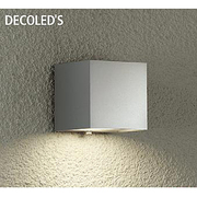 DWP-37180 [LED屋外ブラケット 8W 非調光 電球色]