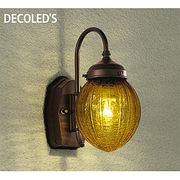 DWP-38393Y [LED屋外ブラケット 6.4W 非調光 電球色]