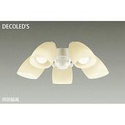 DP-37973 [LEDシーリングファン用灯具 ~6畳 7.1W×5灯 E26 非調光 電球色]