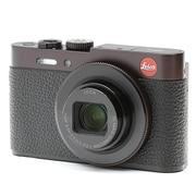 LUMIX DMC-LF1 #4008 ロゴ無し&Leica C用張革キット(ライカタイプ2 ブラック)