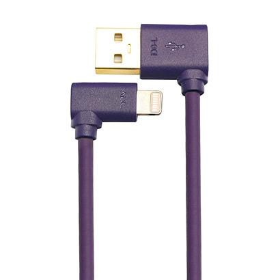 ID8-L 0.10M [L型USB Aタイプ-L型LIGHTNINGケーブル 0.1m]