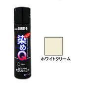 染めQエアゾール 70ml ホワイトクリーム