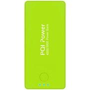6PPA-06BR0007A [PQI-Power5000C リチウムポリマー搭載モバイルバッテリー 5000mAh USB出力:1ポート 最大:2.1A グリーン]