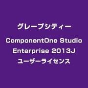 ComponentOne Studio Enterprise 2013J ユーザーライセンス [ライセンスソフト]
