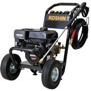 JCE-1408DX [農業用 エンジン式高圧洗浄機 大型タイヤ装備]