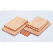 030502 [木彫板 桂 C(250×170×20mm)]