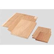 030503 [木彫板 桂 D(300×200×14mm)]