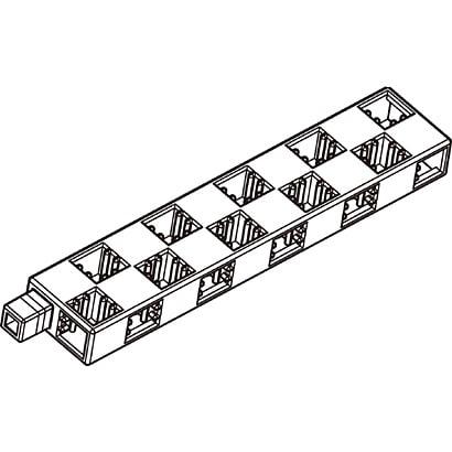 077889 [Artecブロック ロボットステー 白 8pcsセット]