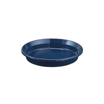 鉢皿F型10号 ブルー