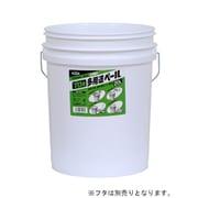 プロ用多用途ペール 20L TB-7白