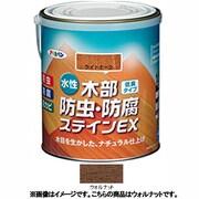 水性木部防虫 防腐ステインEX [1.6L ウォルナット]