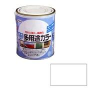 水性多用途カラー [1.6L ツヤ消し白]