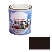水性多用途カラー [1.6L ツヤ消し黒]