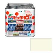 水性ビッグ10 多用途 [10L 219ミルキーホワイト]