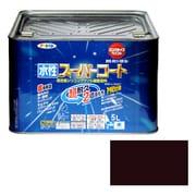 水性スーパーコート [5L こげ茶]