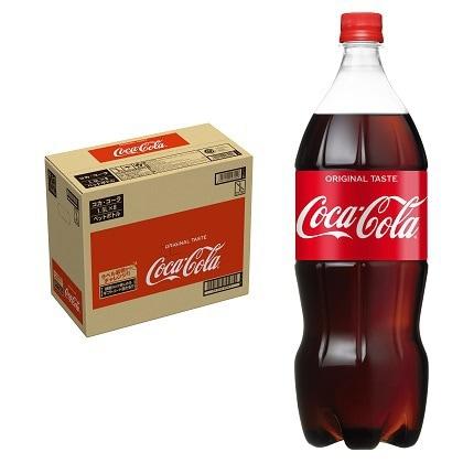 コカ・コーラ PET1.5L×8本 [炭酸飲料]