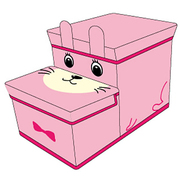14687 [収納ボックス 2inストレージボックス ウサギ]