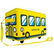 14668 [収納ボックス コロコロトイボックス スクールバス]