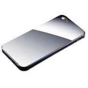 TR-PFIP13-TXMR [iPhone 5s用 テクスチャー背面シート(ミラー)]