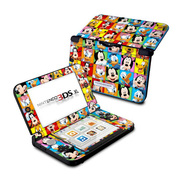 Nintendo 3DS LL Skin Disney Friends [3DS LL用 ドレスアップシール]