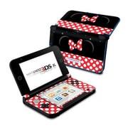 Nintendo 3DS LL Skin Minnie Bow [3DS LL用 ドレスアップシール]