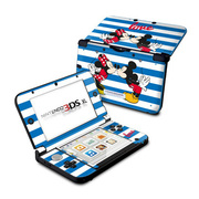 Nintendo 3DS LL Skin Mouse Love [3DS LL用 ドレスアップシール]